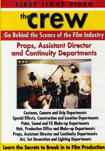 Props Assistant Director & Continuity Departments