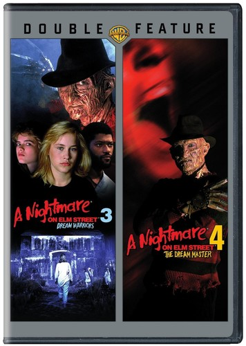 Nightmare On Elm Street 3 and 4