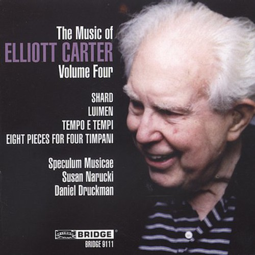 Music of Elliott Carter 4