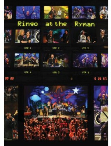 Ringo at the Ryman: Ringo Starr & His All-Starr Band 2012