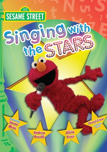 Sesame Street: Singing With The Stars [Standard Edition]