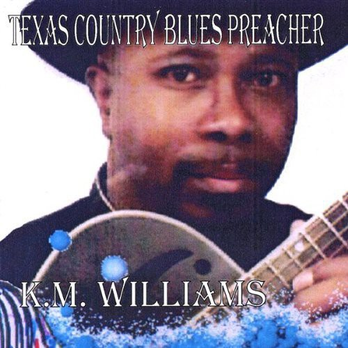 Texas Country Blues Preacher