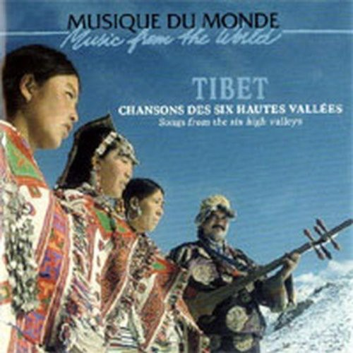 Tibet: Chansons Des Six Hautes Vallees /  Various [Import]