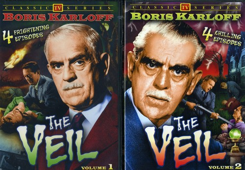 The Veil: Volumes 1 & 2