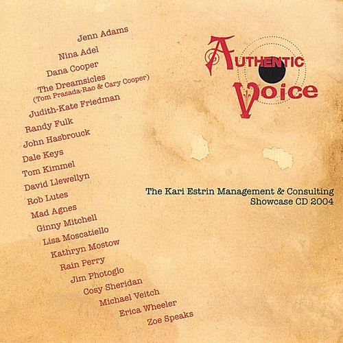 Authentic Voice-The Kari Estrin Management & Consu