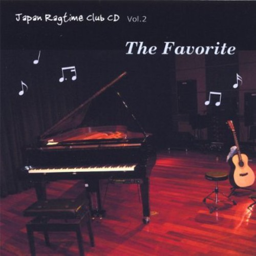 Favorite-Japan Ragtime Club CD 2 /  Various