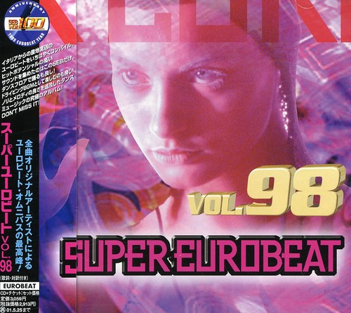 Super Eurobeat, Vol. 98 [Import]