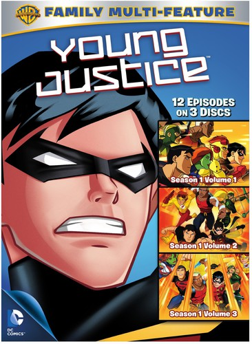 Young Justice: Season 3-Pack of Fun