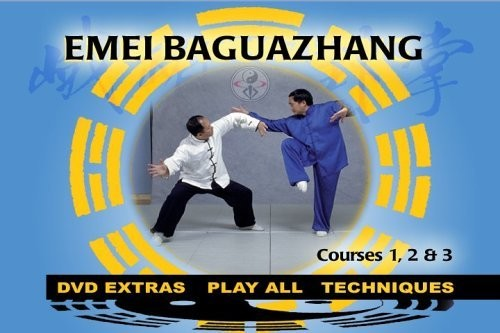 Baguazhang 1,2 And 3