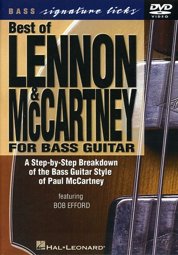 Best of Lennon & McCartney for Bass Guitar