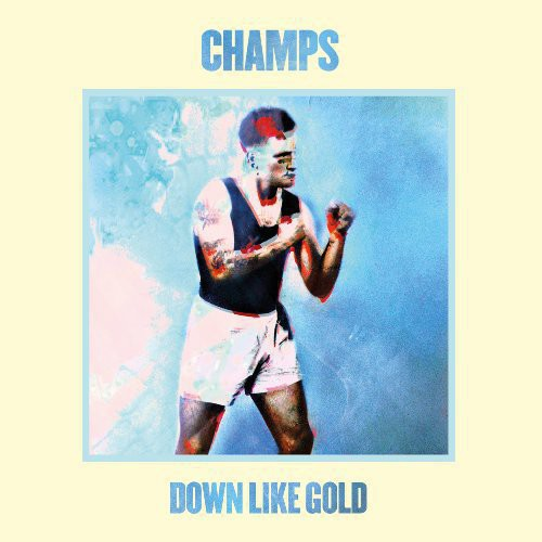 Down Like Gold [Import]