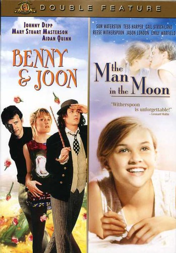 Man In The Moon/ Benny and Joon [2 Discs] [Double Feature]