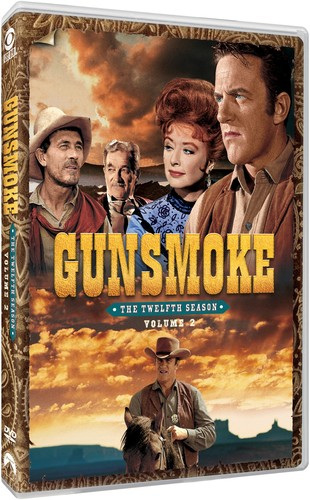 Gunsmoke: The Twelfth Season Volume 2