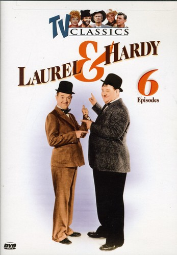 Laurel and Hardy, Vol. 2