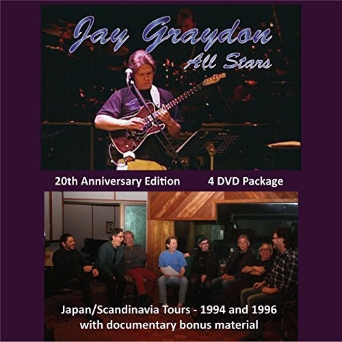 Jay Graydon All Stars: 20th Anniversary Edition