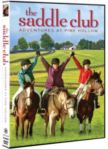 Saddle Club: Adventure at Pine Hollow