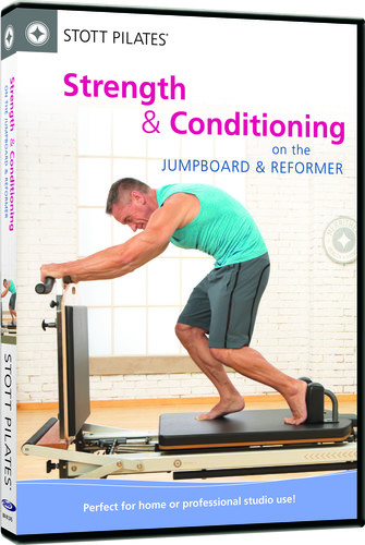 Stott Pilates: Strength & Conditioning On Jumpboard & Reformer Dvd, Eng