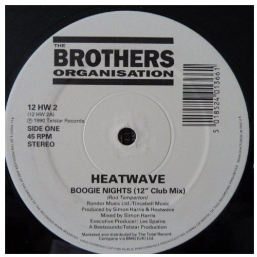 Boogie Nights/ Too Hot To Handle