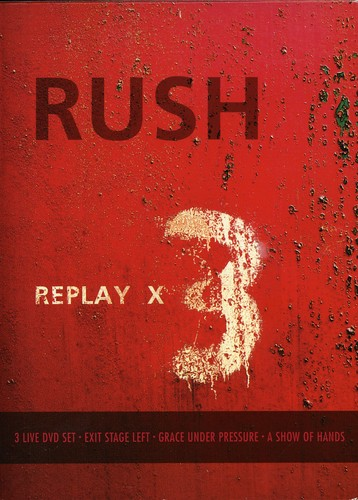Replay X3 [Box Set] [3 DVD/ CD]