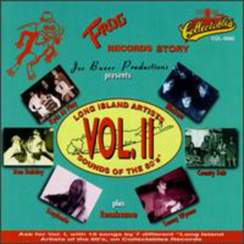 Frog Records Story : Vol. 2-Long Island Artists 'So