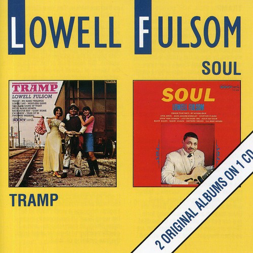 Tramp & Soul [Import]
