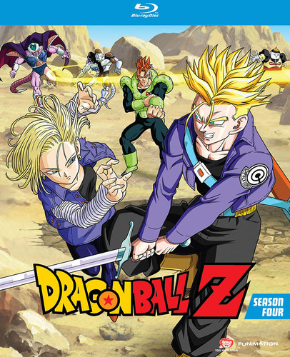 Dragonball Z: Season 4