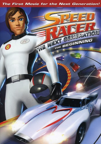 Speed Racer The Next Generation: The Beginning [Full Frame] [Sensormatic] [Checkpoint]