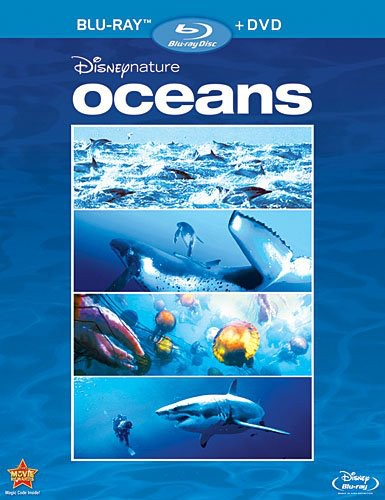Disneynature: Oceans [Widescreen] [With DVD] [Foil O-Sleeve]