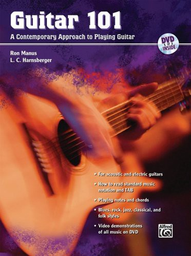 Guitar 101 [With Book]