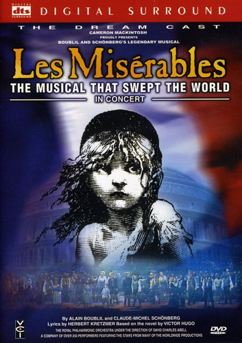 Les Miserables: Musical That Swept the World [Import]