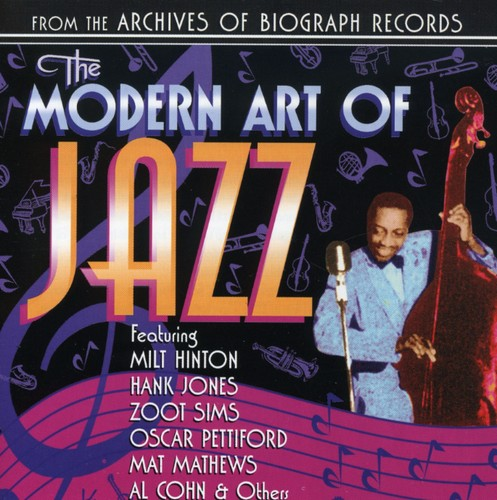 Modern Art of Jazz /  Various
