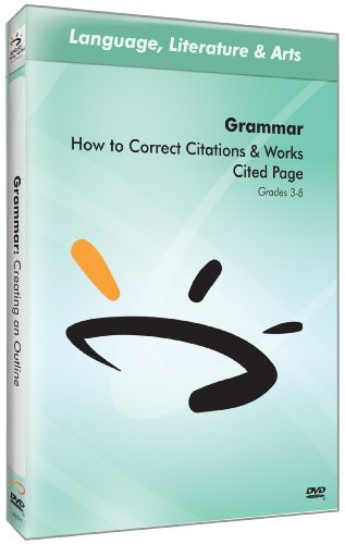 How to Correct Citations & Works Cited Page
