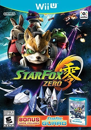 Star Fox Zero for Nintendo Wii U