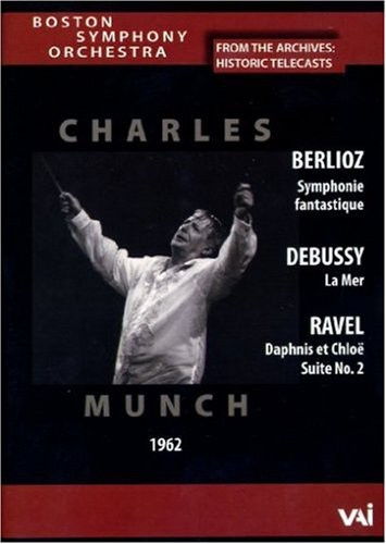 Boston Symphony Orchestra: Historic Telecasts: Charles Munch