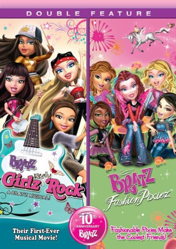 Bratz: Girlz Really Rock & Fashion Pixies