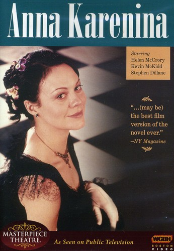Masterpiece Theatre: Anna Karenina [2000] [2 Discs] [TV Mini Series]