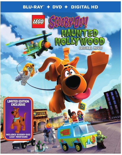 Lego Scooby: Haunted Hollywood (National/ w. Figurine)
