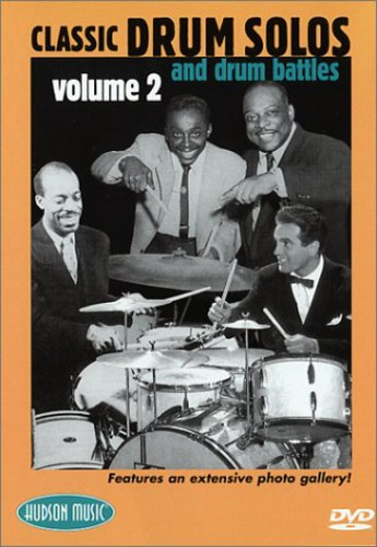 Classic Drum Solos and Drums Battles, Vol. 2 [Instructional]