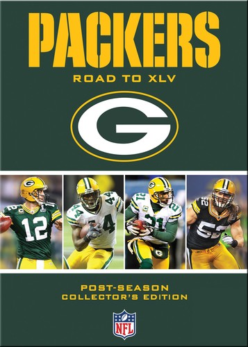 Green Bay Packers: Road to XLV