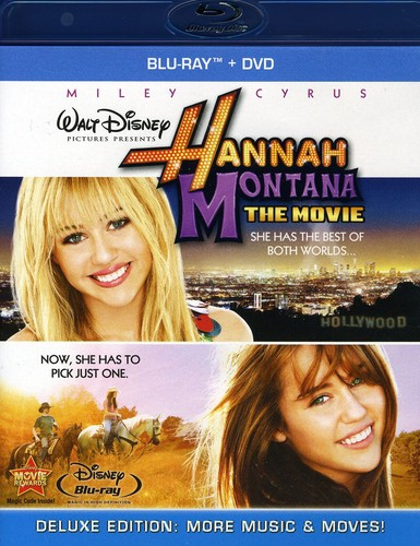 Hannah Montana: The Movie [WS] [Blu-Ray/ DVD Combo Pack] [2 Discs]