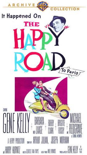 The Happy Road