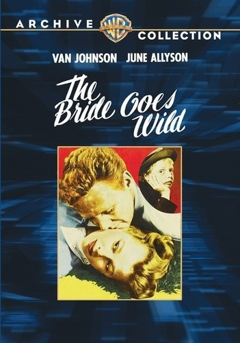The Bride Goes Wild