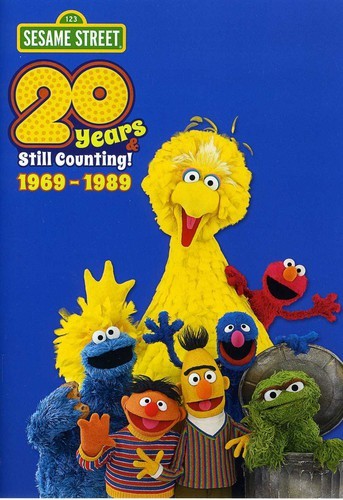 Sesame Street 20 Years & Counting 1969-1989