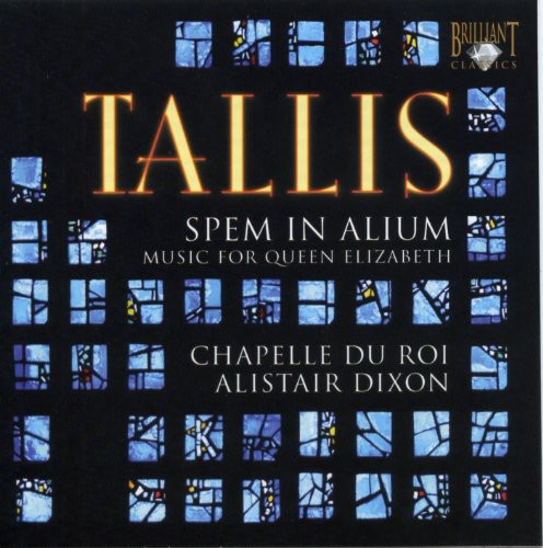 Spem in Alium /  Music for Queen Elizabeth