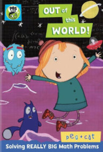 Peg & Cat: Out of This World