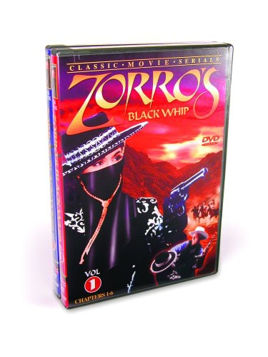 Zorro's Black Whip 1 & 2
