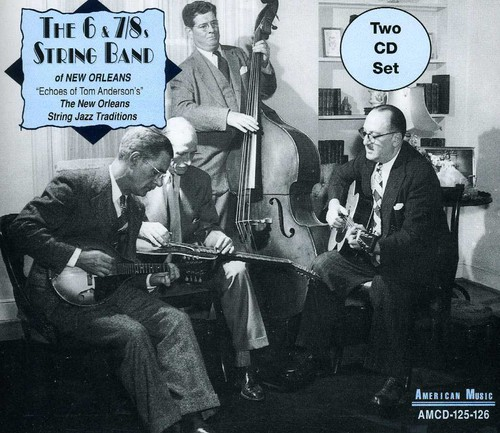 Echoes of Tom Anderson's: New Orleans String Jazz