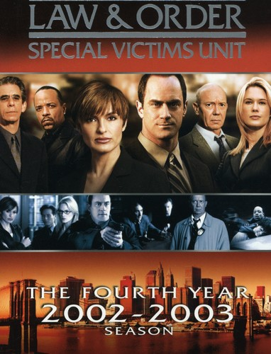 Law & Order - Special Victims Unit: The Fourth Year