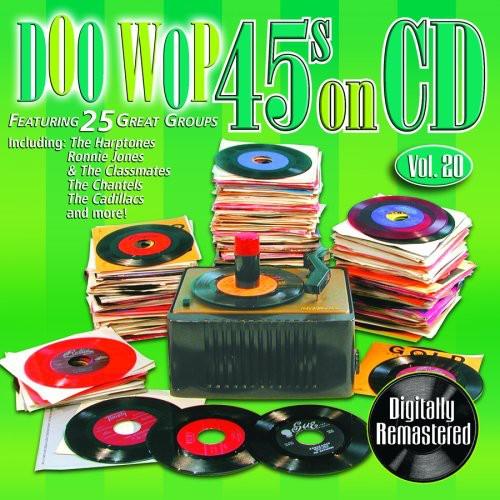 Doo Wop 45's on CD 20 /  Various