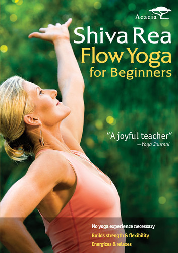 Shiva Rea: Flow Yoga for Beginners